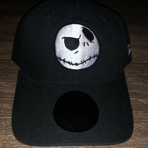The Nightmare Before Christmas Strapback
